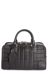 Loewe 'Mini Amazona 23' Quilted Leather Satchel