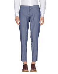 Mangano Casual Pants Dark Blue