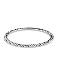 Cable Classics Bangle Silver David Yurman