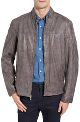 Missani Le Collezioni Men's Lambskin Leather Jacket