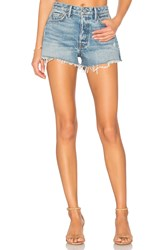 Grlfrnd Cindy Custom High Rise Jean Short Nobody Does It Better
