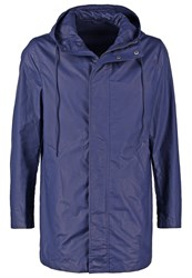 United Colors Of Benetton Short Coat Navy Dark Blue