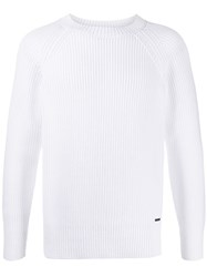 Dsquared2 Ribbed Crew Neck Sweater 60