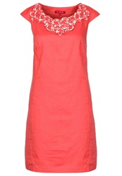 Derhy Dada Cocktail Dress Party Dress Red