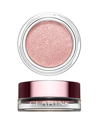 Clarins Ombre Iridescent Cream To Powder Eyeshadow 09 Silver Rose