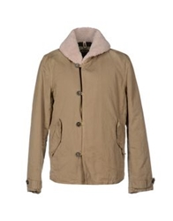 Closed Jackets Khaki