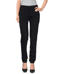 Armani Collezioni Denim Denim Trousers Women Black