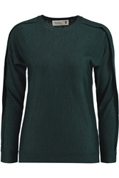 Pringle Cashmere And Silk Blend Sweater Blue