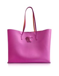Versace Palazzo Reversible Tote Pink