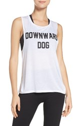 Private Party Women's Downward Dog Tank