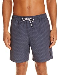 Michael Kors Pin Dot Swim Trunks Midnight