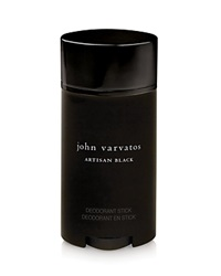 John Varvatos Artisan Black Deodorant 6.7 Oz. No Color