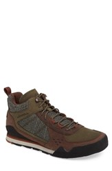 Merrell Men's Burnt Rock Mid Sneaker
