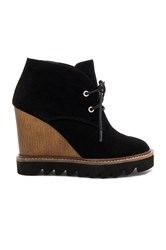 Bcbgeneration Nariska Wedge Bootie Black
