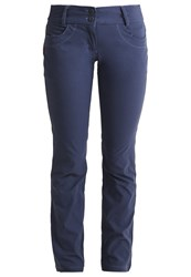 Craghoppers Clara Trousers Soft Navy Dark Blue