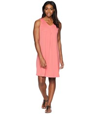 Fig Clothing Iva Dress Pelican Neutral