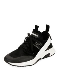 Tom Ford Runner Athletic Shoes Black