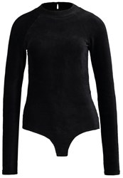 Y.A.S Yas Yasvelva Long Sleeved Top Black
