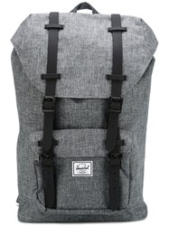Herschel Supply Co. Double Strap Backpack Grey