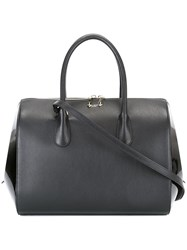 Nina Ricci Large Double Handle Tote Black