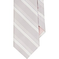Fairfax Men's Faille Necktie Light Purple