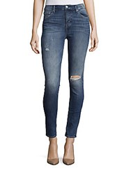 Earnest Sewn Blake Faded Distressed Jeans Nashville