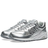 New Balance Womens Wrt580ms Silver