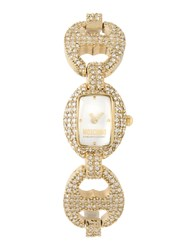 Moschino Cheap And Chic Moschino Cheapandchic Timepieces Wrist Watches Women Gold