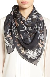 Vince Camuto Women's 'Canyon Kaleidoscope' Square Silk Scarf