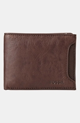 Fossil 'Ingram' Sliding 2 In 1 Wallet