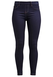 New Look Petite Slim Fit Jeans Navy Dark Blue
