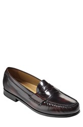 Cole Haan Men's 'Pinch Grand' Penny Loafer Mahogany Leather