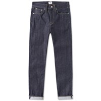 Edwin Ed 45 Loose Tapered Jean Blue