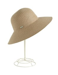 Betmar Wide Brimmed Hat Natural