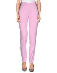 Emilio Pucci Trousers Casual Trousers Women Light Purple