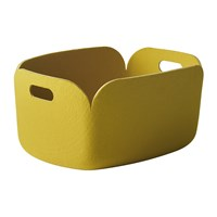 Muuto Restore Basket Yellow