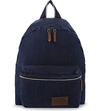Eastpak Padded Pak'r Backpack Indigo Wash