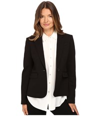 Atm Anthony Thomas Melillo Schoolboy Blazer Black Women's Jacket