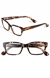Corinne Mccormack 51Mm Reading Glasses Tortoise Purple