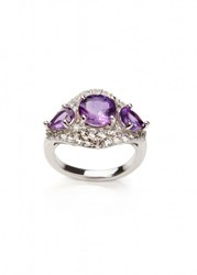 Apples And Figs Amethyst Duchess Ring