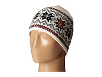 Dale Of Norway Garmisch Hat Off White Raspberry Navy Cold Weather Hats