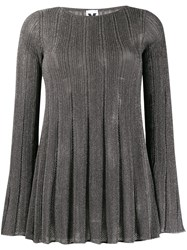 M Missoni Long Sleeved Lurex Top 60