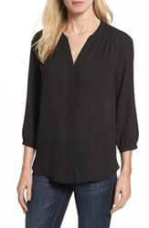 Nydj Women's Pleat Back Blouse