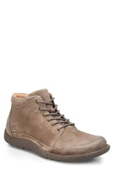 Born B Rn Nigel Low Boot Taupe Leather