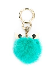 Fendi Charms Blue