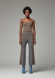 Eckhaus Latta 'S Plated Tank Top In Oxidized Copper Size Small