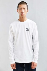 Adidas Tactical Ribbed Long Sleeve Tee White