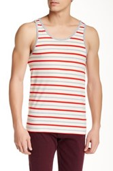 Parke And Ronen Grenoble Tank Red
