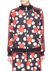 Marc Jacobs Daisy Print Track Jacket Multi Colour