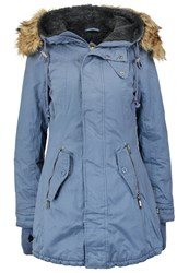 Khujo Milo Winter Coat Blue
